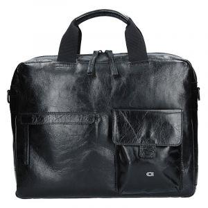 Pánská taška Daag JAZZY TAKE AWAY 2 – černá 1132