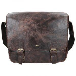Pánská taška Daag JAZZY WANTED 10 – tmavě hnědá 1104