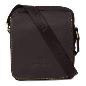 Pánská taška na doklady Hexagona 299176 – hnědá 194