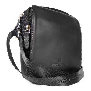 Pánská taška na doklady Hexagona 299176 – černá 193
