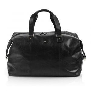 Pánská kožená cestovní taška Daag JAZZY PARTY 221 – černá 161