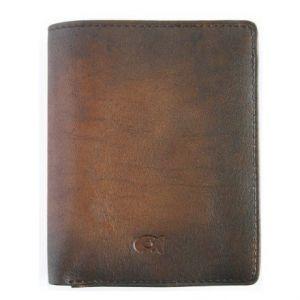 Pánská kožená peněženka Daag P07 – hnědá 147