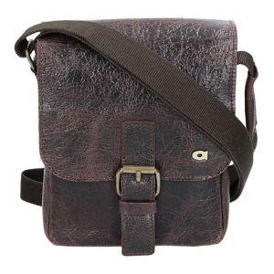 Pánská taška Daag JAZZY WANTED 11 – tmavě hnědá 130