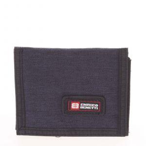 Peněženka látková tmavě modrá – Enrico Benetti 4500 modrá 121434