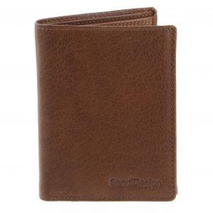 Pánská kožená peněženka světle hnědá – SendiDesign Benny hnědá 194744