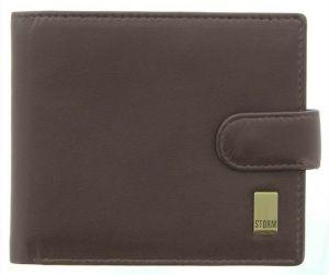 Storm Pánská peněženka Ajax Leather Wallet Brown STGIF125 mst0147