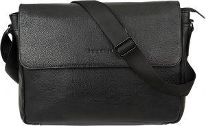 Bugatti Pánská taška na notebook Citta 49304601 Black mbg0139