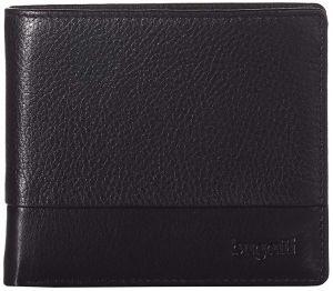 Bugatti Pánská peněženka Atlanta 49320101 Black mbg0152