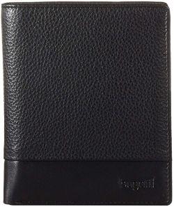 Bugatti Pánská peněženka Atlanta 49320401 Black mbg0153