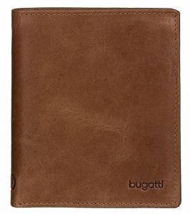 Bugatti Pánská peněženka Volo 49218307 Cognac mbg0160