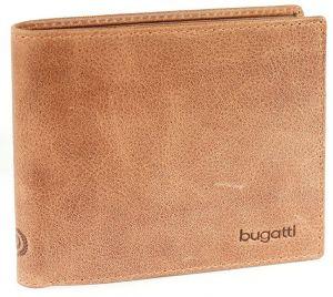 Bugatti Pánská peněženka Volo 49218207 Cognac mbg0163