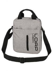 LOAP Crossbody taška Modd C.Rock/Black BA18192-T10V mlo1227