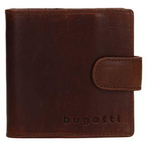 Pánská kožená peněženka Bugatti Magic – hnědá 19369