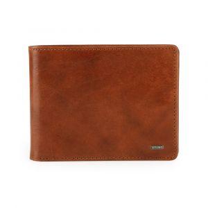 Uniko Pánská kožená peněženka RFID 211505 – hnědá p47652