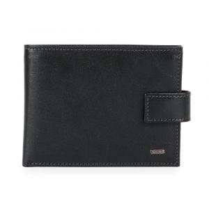 Uniko Pánská kožená peněženka 214806-601 – černá p48968