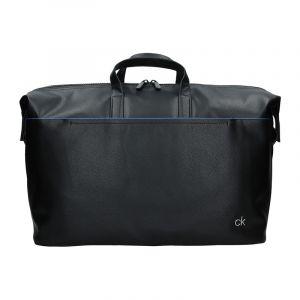 Pánská cestovní taška Calvin Klein Quido – černá 17436