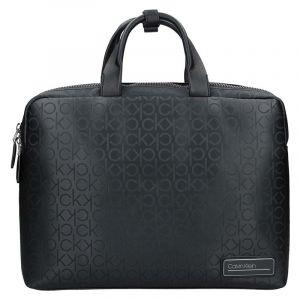 Pánská taška přes rameno Calvin Klein Kurtl – černá 17220