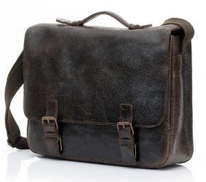 Pánská taška Daag JAZZY WANTED 24 VULCANO – hnědá 129