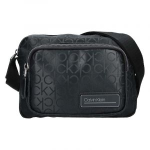 Pánská taška přes rameno Calvin Klein Trevor – černá 17218