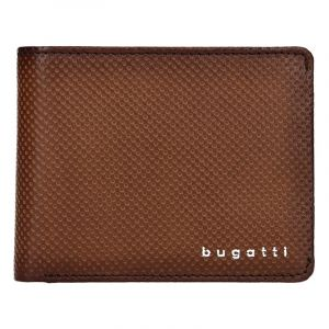 Pánská kožená peněženka Bugatti Filipo – hnědá 17820