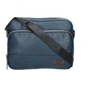 Pánská taška přes rameno Bugatti Moto D – tmavě modrá 12255