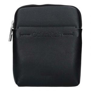 Pánská taška přes rameno Calvin Klein Sten – černá 17212