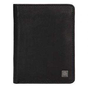 Kožená pánská peněženka Lerros Libir – černá 16895