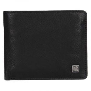 Kožená pánská peněženka Lerros Gustav – černá 16894