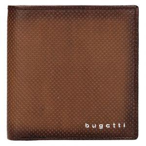 Pánská kožená peněženka Bugatti Edd – hnědá 16450