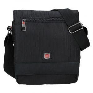 Pánská taška přes rameno Enrico Benetti Pertti – černá 15949