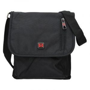 Pánská taška přes rameno Enrico Benetti Toini – černá 15943