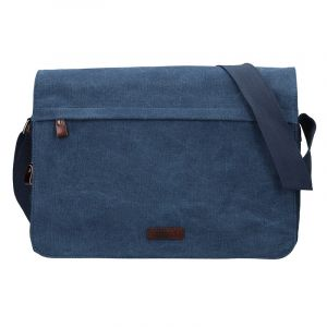 Pánská taška Katana Borsek – modrá 15933