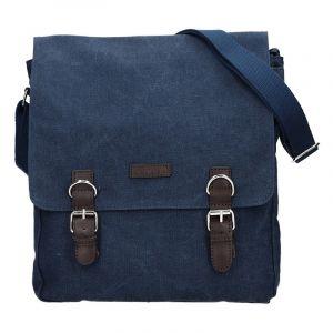 Pánská taška Katana Edisson – modrá 15932