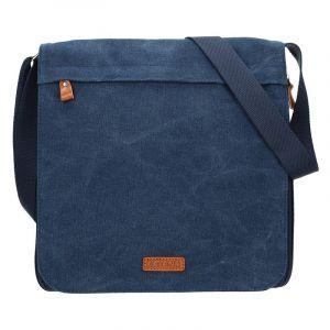 Pánská taška Katana Olves – modrá 15931