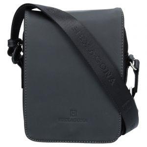 Pánská taška přes rameno Hexagona Renno – černá 15765