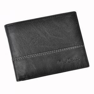 Pánská kožená peněženka Pierre Cardin Martin – černá 15104