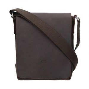 Pánská taška Daag SMASH 78 – tmavě hnědá 1115