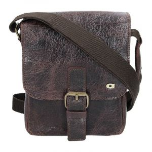 Pánská taška Daag JAZZY WANTED 86 – tmavě hnědá 152