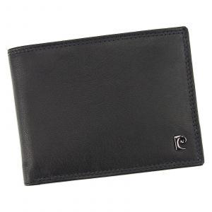 Pánská kožená peněženka Pierre Cardin Vlado – černá 19490