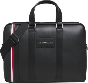 Tommy Hilfiger Pánská taška na notebook Th Metropolitan Computer Bag AM0AM06294BDS mth1459