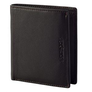 Samsonite Pánská kožená peněženka Success 2 119 – černá p52101