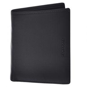 Samsonite Pánská kožená peněženka Success 2 137 – černá p52107