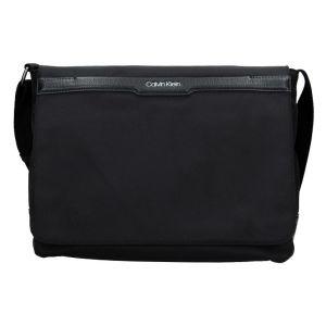 Pánská taška přes rameno Calvin Klein Europ – černá 19514