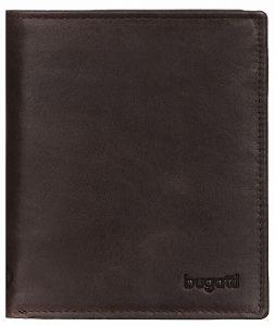 Bugatti Pánská kožená peněženka Volo 49218302 Brown mbg0173