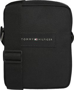 Tommy Hilfiger Pánská crossbody taška Uptown Nylon Mini Reporter AM0AM06431BDS mth1453
