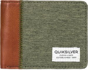 Quiksilver Pánská peněženka Freshness Plus 5 EQYAA03947-GZH0 mqu2295