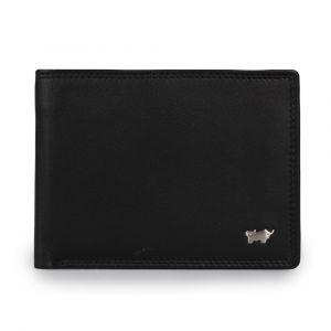 Braun Büffel Pánská kožená peněženka Golf Secure p31560