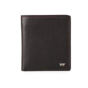 Braun Büffel Pánská kožená peněženka Golf 2.0 90441-051 – hnědá p42219