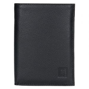Pánská peněženka Hexagona Tibor – černá 15008
