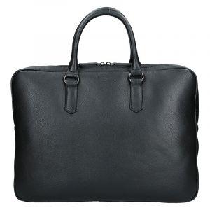 Pánská business taška přes rameno Hexagona Senders – černá 14041
